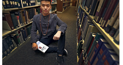 With the Andy Reading Fund, a college freshman helps rural Chinese students