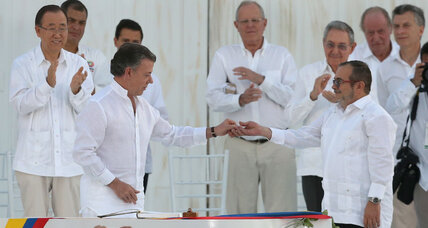 Why Colombia's opposition party will against the FARC peace deal