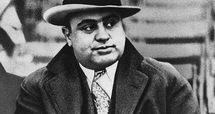 Al Capone's affectionate letter to son shows mobster's humanity