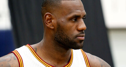 Why Lebron James supports Colin Kaepernick but will stand for anthem