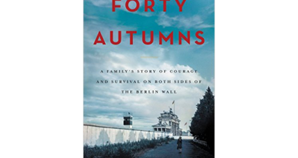 'Forty Autumns' tells of one family, divided for decades by the Berlin Wall