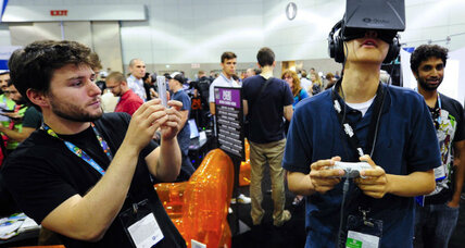 A conservative in Silicon Valley: Why Oculus Rift's co-founder is taking flak.