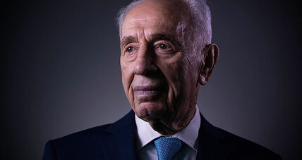 Shimon Peres, pragmatist and visionary who embodied Israeli saga