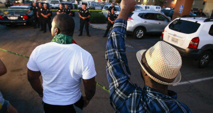 How California police shooting of black man fits a national pattern