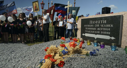Investigation affirms a Russian missile downed Malaysia Airlines Flight MH17