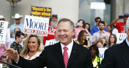 Why Roy Moore, Alabama's chief justice, could be removed – again