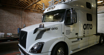 Uber's self-driving big rig plan: What does it mean for truck drivers?