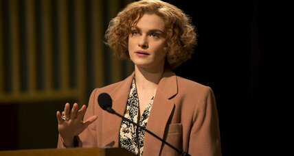 'Denial' star Rachel Weisz: 'I felt it was a very important story for the fight for truth'