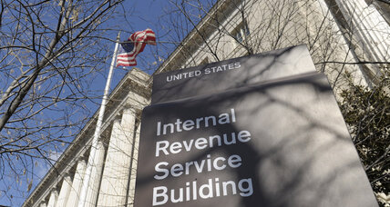 The IRS's commendable silence in the presidential campaign