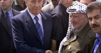Peres's legacy of an expectant faith in peace