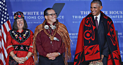 Why the US government will pay native Americans almost half a billion dollars