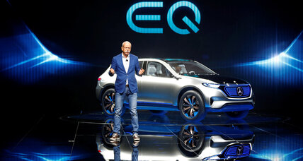 What the Paris car show says about the future of electric cars