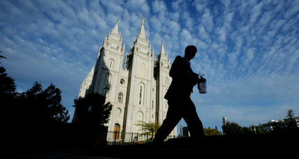 New temple highlights Mormon church growth, bucking national trend