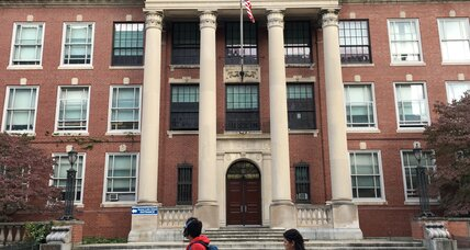 At Boston Latin, student voices drive 'reset' on race