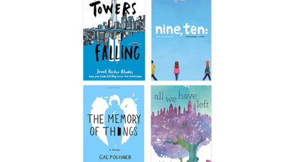 4 powerful novels to help young readers come to terms with 9/11