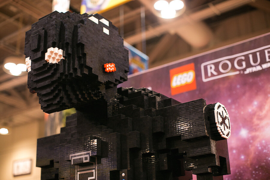 How does LEGO thrive in the age of video games? Storytelling.