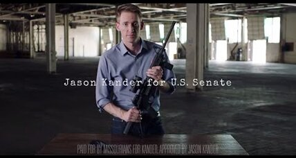MO Senate race: Democratic vet's gun ad goes viral, but can it win votes?