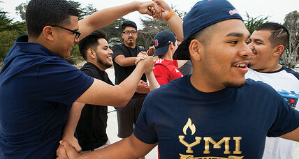 How one man is creating a 'positive gang' for Latino youth