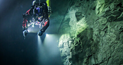 Czech Republic home to world's deepest known underwater cave