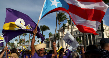 US takes over Puerto Rico's finances: a nudge toward statehood?