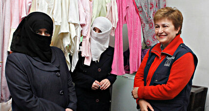 Bulgaria bans the veil, echoing European trend