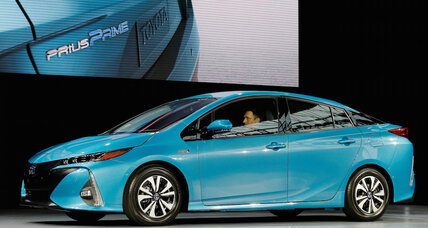 2017 Toyota Prius Prime is a better-than-expected drive