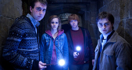 All eight 'Harry Potter' films to return to theaters in IMAX