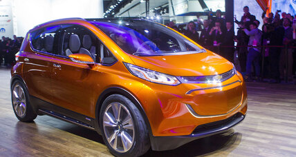 2017 Chevy Bolt EV reviews are in, and they are good