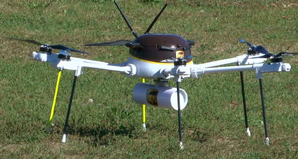 Could your next burrito be delivered by drone?