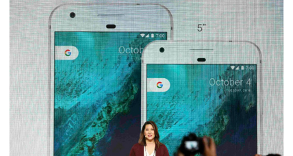 How does Google's Pixel phone compare with the iPhone?