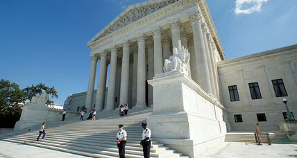 With racism case, Supreme Court wades into death penalty debate (+video)