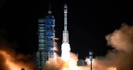 China's plan to take 20 'bosses' and 'businessmen' to space on a plane