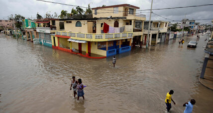 Hurricane Matthew: Strongest hurricane to reach Haiti in a generation (+video)