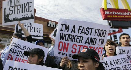 Why McDonald's workers in more than 30 cities plan to protest