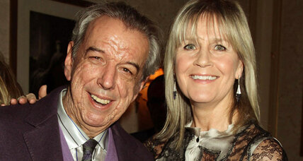Songwriter Rod Temperton wrote classic pop track 'Thriller'
