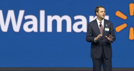 Wal-Mart boosts e-commerce over more brick-and-mortar stores