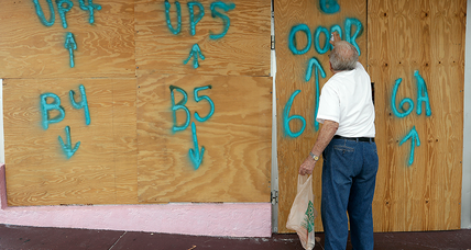 How Floridians are preparing for hurricane Matthew (+video)
