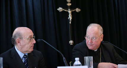 NY archdiocese offers compensation for abuse victims, but critics protest (+video)