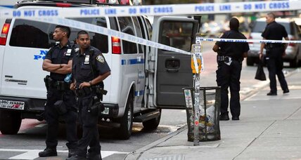 New York shootings hit all-time lows: Lessons for other US cities?