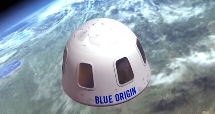After escape test, could Blue Origin be the next step in safe space tourism?
