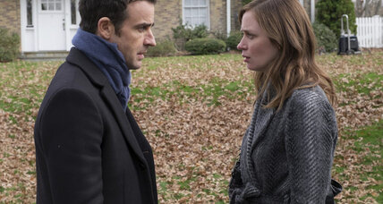 'The Girl on the Train' is morose and predictable