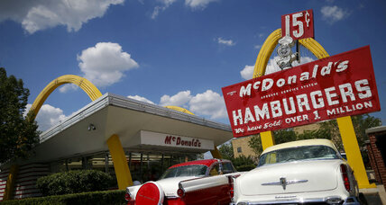 Millennials shun Big Macs: Will their tastes change McDonald's menu?