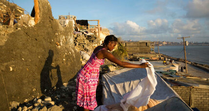 Who's helping Haiti in the wake of hurricane Matthew?