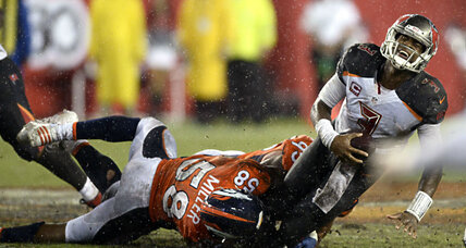 Denver Broncos vs. Atlanta Falcons: Defense wins