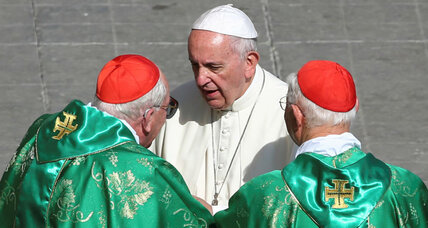 Who are Pope Francis's new cardinals?