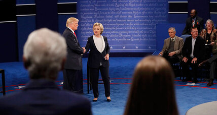 Beneath the Clinton-Trump mud fight, some important value (+video)