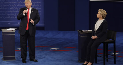 Debate fact-check: Teasing the truth out of Trump and Clinton statements