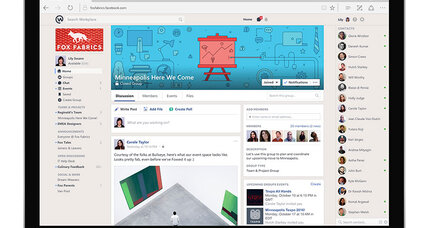 Facebook Workplace: Are employers ready to embrace social media at work?