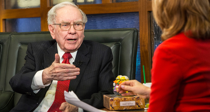 What Trump's and Buffett's tax returns say about how the wealthy are taxed