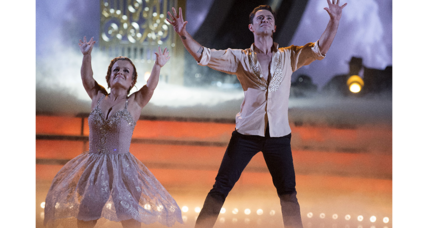 DWTS recap: Who performed best during an inspirational evening
